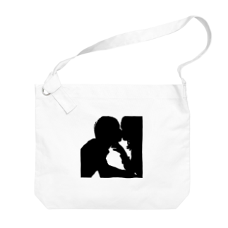 yAyuyo(やゆよ)のシャドーキス Big shoulder bags