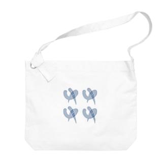 め Big shoulder bags