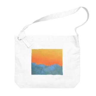 Sunrise Big shoulder bags