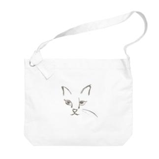 Nico_Maru_Donのおすまし猫2 Big shoulder bags
