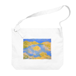 Seaside Village Big shoulder bags