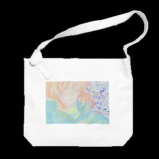 Kurodaのきらめき Big shoulder bags