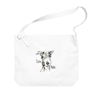 shinちゃん Big shoulder bags