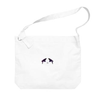 お花 Big shoulder bags
