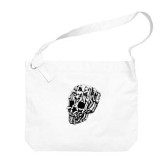 Sex Skull Big shoulder bags