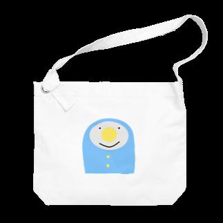 isaisaiisaaのやっかーくん Big shoulder bags