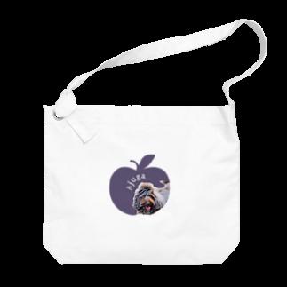よっしぃのAjuga Big shoulder bags