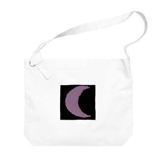 tobe_taoyakaのviolet moon Big shoulder bags