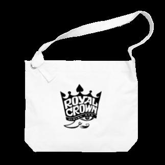 Shingo TashimaのROYAL CROWN 『KING』 Big shoulder bags