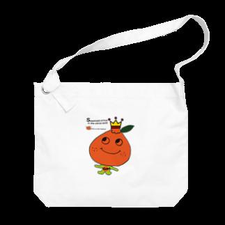 POPUP_KOBE_MARIKOのデコポン Big shoulder bags