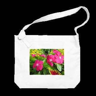 Dreamscapeのピンク!! Big shoulder bags