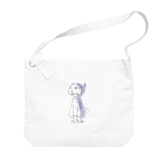 無垢ちゃん Big shoulder bags