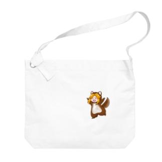 きゃー♡ Big shoulder bags