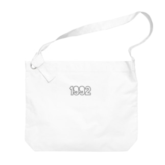 1992 bag Big Shoulder Bag