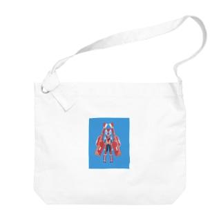 アニータ   アモスタイル バズーカ Big shoulder bags