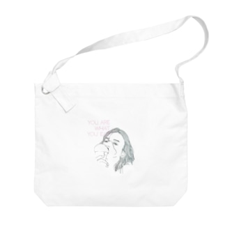 L' epine blanCのYOU ARE WHAT YOU EAT  Big shoulder bags