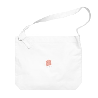 めんだこ Big shoulder bags