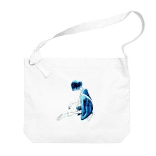 テレキャス Big shoulder bags