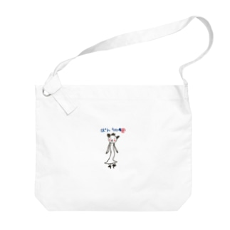 ochuuriのぱんちゃん Big shoulder bags