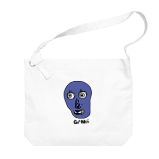 george-GANMEN7 Big shoulder bags