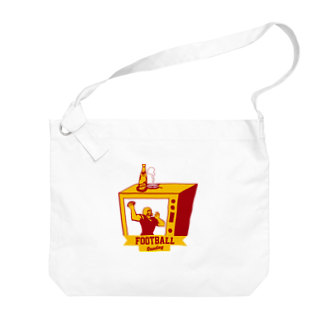 Johnny_Smith150のフットボール・サンデー Big shoulder bags