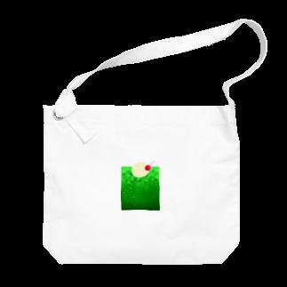 kirin.boutiqueのクリームソーダPOP🍈 Big shoulder bags