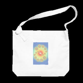 yatumeのWordArt4 Big shoulder bags