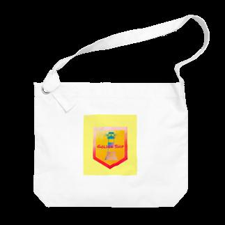 aiko_Blessing_のゴールドシップ Big shoulder bags