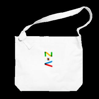 marikiroのZV initial Big shoulder bags