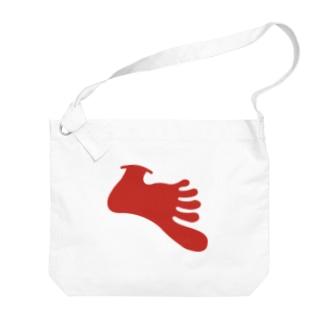 george-foot Big shoulder bags