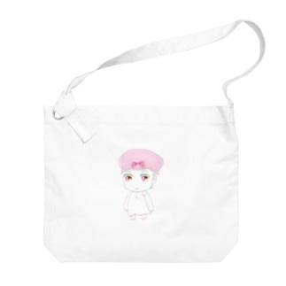 おまりちゃん Big shoulder bags