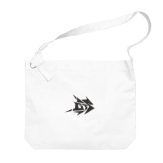 GTSロゴVer Big shoulder bags