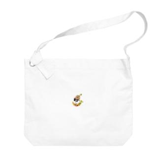 おぢさん Big shoulder bags