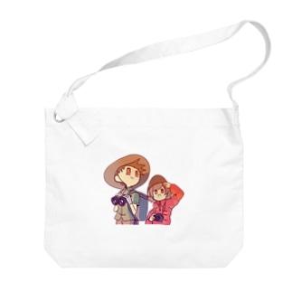 best-friends.shopのPair Big shoulder bags