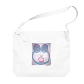 K-t@2 身近な物 Big shoulder bags