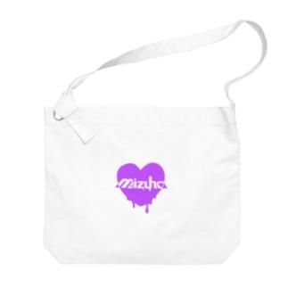 Mizuhaショルダーバッグ Big shoulder bags