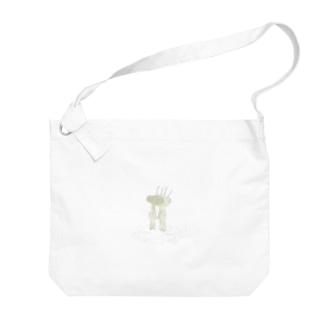 noa Big shoulder bags