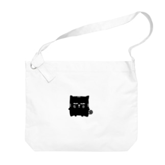 CUBE NEKO Big shoulder bags