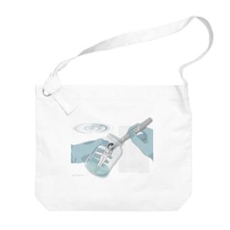 無菌培養 Big shoulder bags