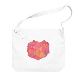 HIZAKOZOU Big shoulder bags