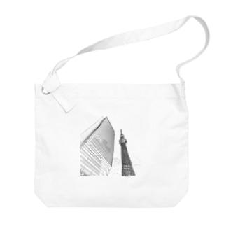 The City 東京スカイツリー Big shoulder bags
