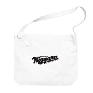 ナイアガラの滝 Big shoulder bags