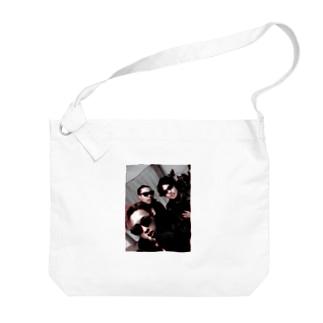 斉藤兄弟フォトシリーズ Big shoulder bags