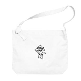 ごきげんかんちゃん Big shoulder bags