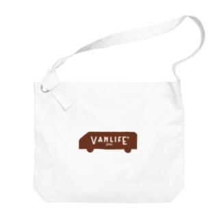 vanlife plus_logomark01 Big shoulder bags