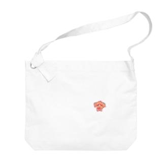 トイプードルスマイル Big shoulder bags