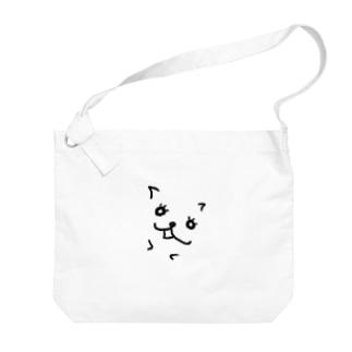 メスネコ Big shoulder bags