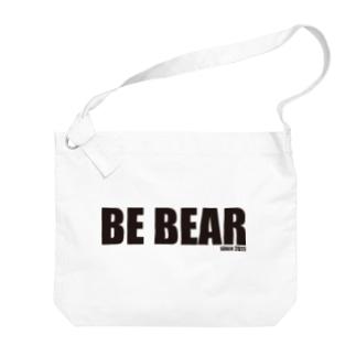 BE BEAR Big shoulder bags