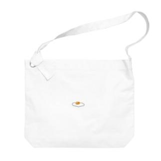 ミリョクテキタマゴ. Big shoulder bags