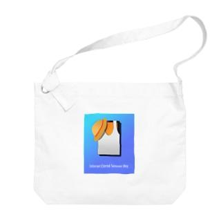 INTERNET ETERNAL SUMMER BOY Big shoulder bags